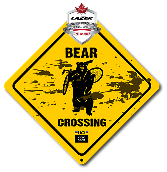 Logo Bear Crossing Grand Prix Cyclocross