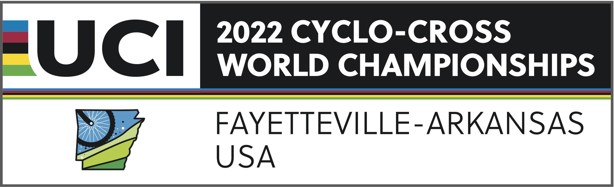 Logo UCI World Championships Fayetteville Cyclocross