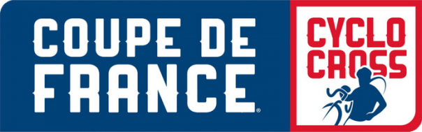 Logo Coupe de France Cyclo-cross Pierric 2021 (Manche 1&2) Cyclocross